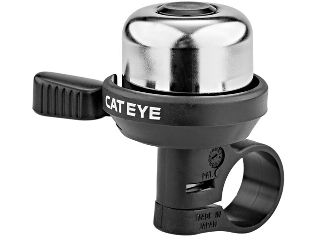 CatEye OH 1000 Bike Bell black/silver